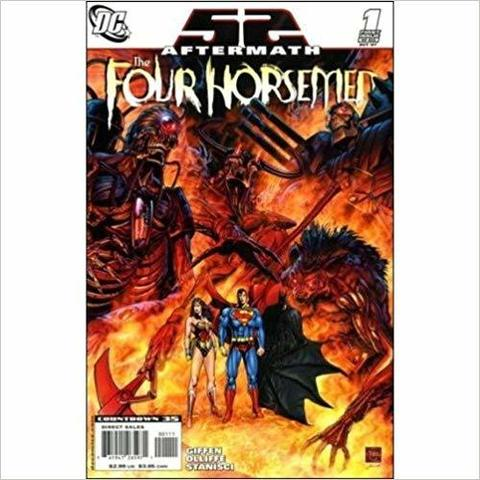 52 Aftermath: The Four Horsemen TPB