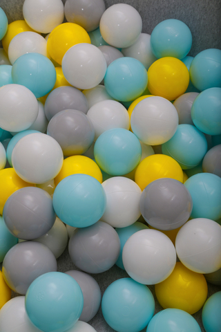 Комплект шаров для сухого бассейна Anlipool №12 (100 шт.)