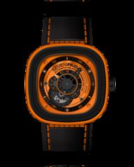 Наручные часы SEVENFRIDAY P1-03 Orange