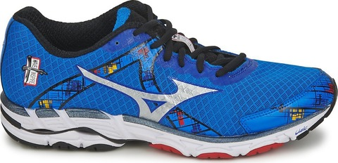 Mizuno Wave INSPIRE 10 кроссовки для бега мужские (02)