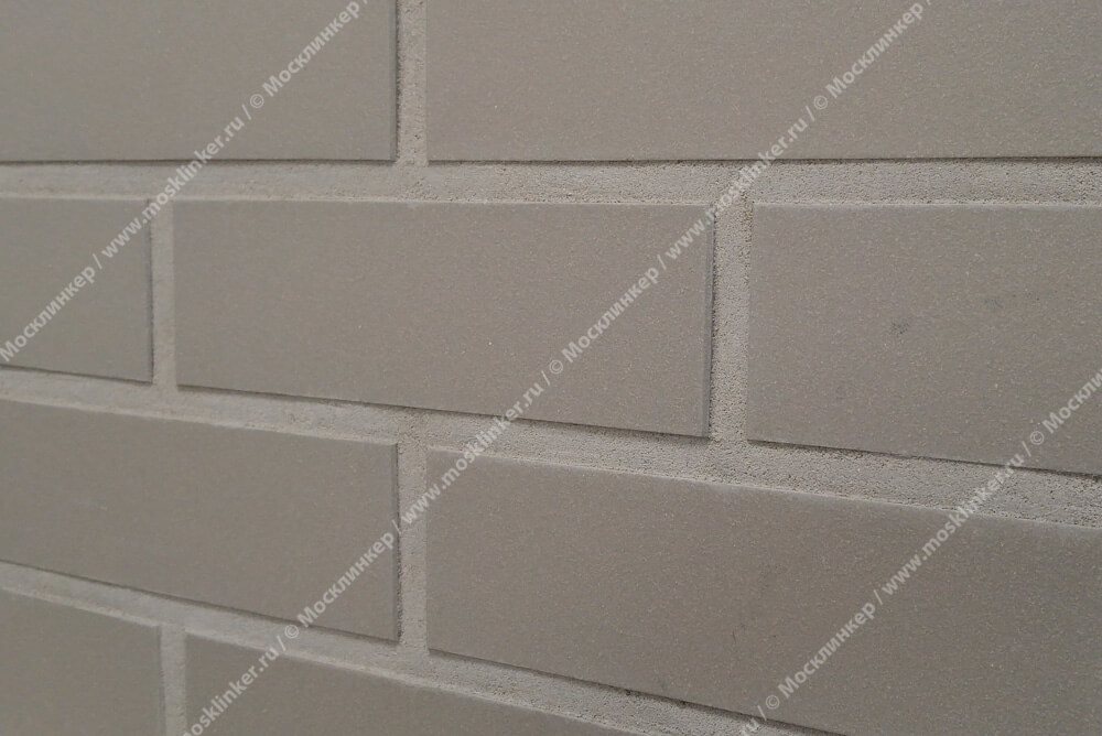 Клинкерная плитка Roben, Faro, цвет серый с оттенком (grau-nuanciert), гладкая (glatt), 240x9x71