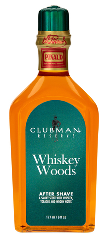 Лосьон после бритья Clubman After Shave Wiskey Woods, 177 мл