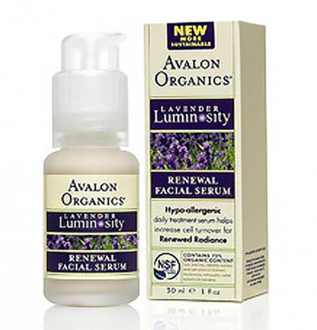 Восстанавливающая сыворотка с лавандой, Avalon Organics