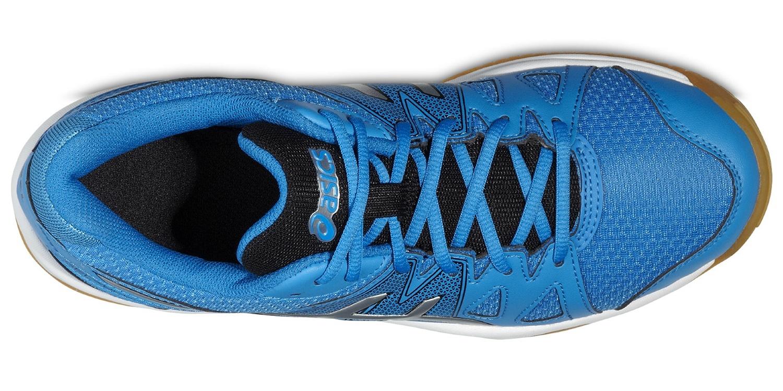 Женские волейбольные кроссовки Asics Gel-Upcourt синие фото