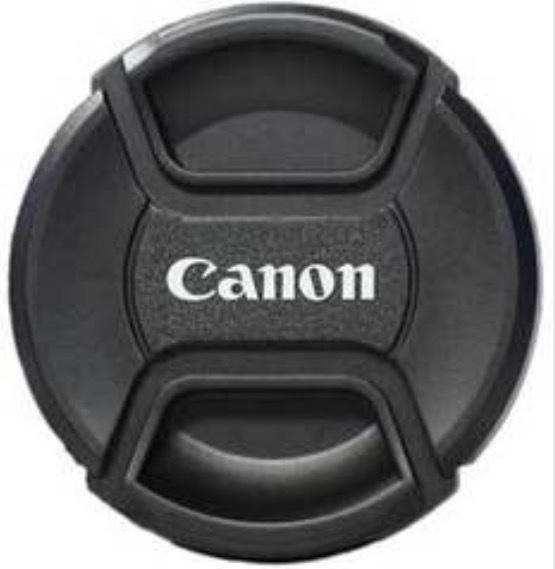 Крышка для объективов для Canon с надписью Canon 67мм (как оригинал)