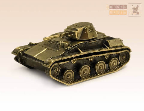 Танк Т-60 (масштабная модель)