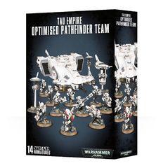 Tau Empire Optimised Pathfinder Team