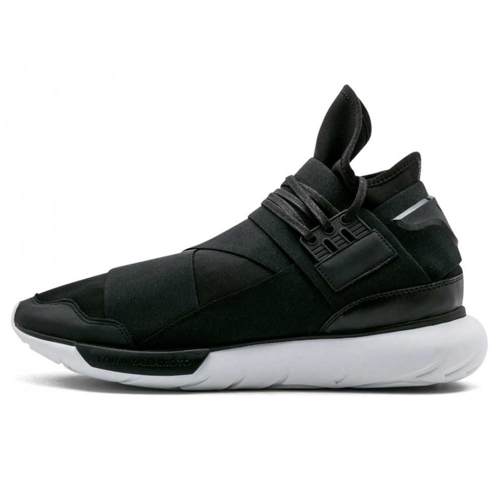 Adidas Y-3 Qasa Racer High Men (Black/White) (013)