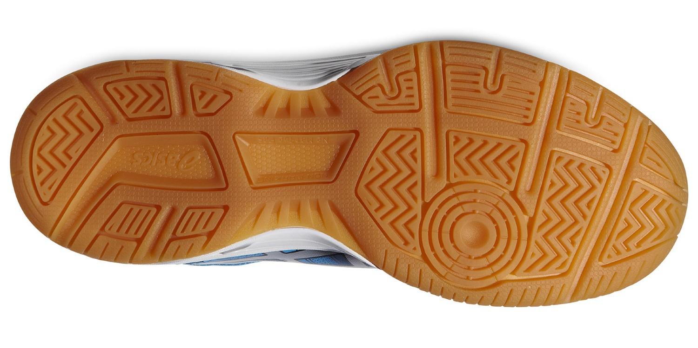 Женские кроссовки для волейбола Асикс Gel-Upcourt синие фото