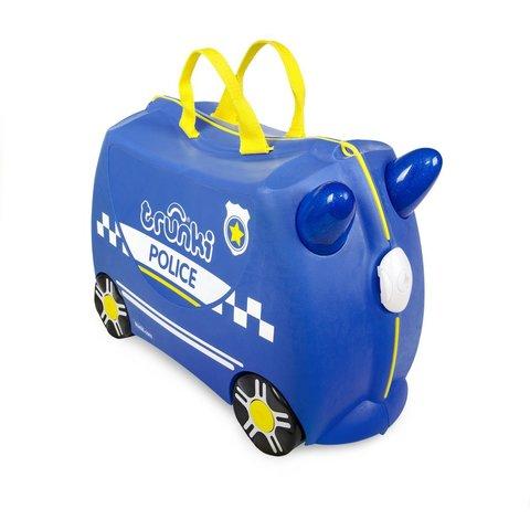 Чемодан Trunki Полицейская Машина Percy