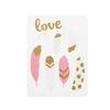 Открытка Love Feather