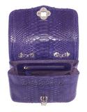 Клатч из кожи питона CL-48