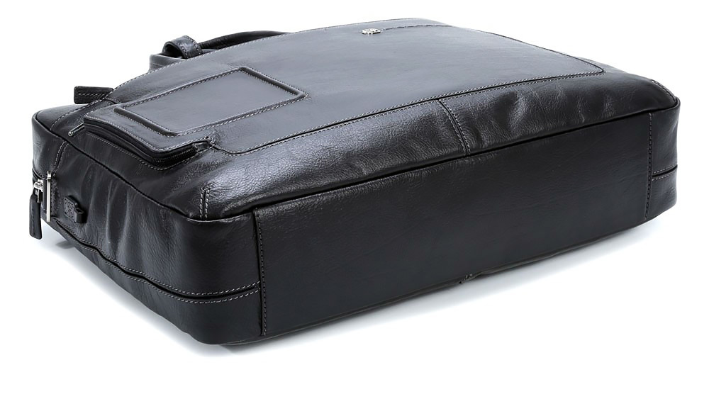 Сумка Piquadro Vibe, цвет черный, 39x28,5x6 см (CA3147VI/N)