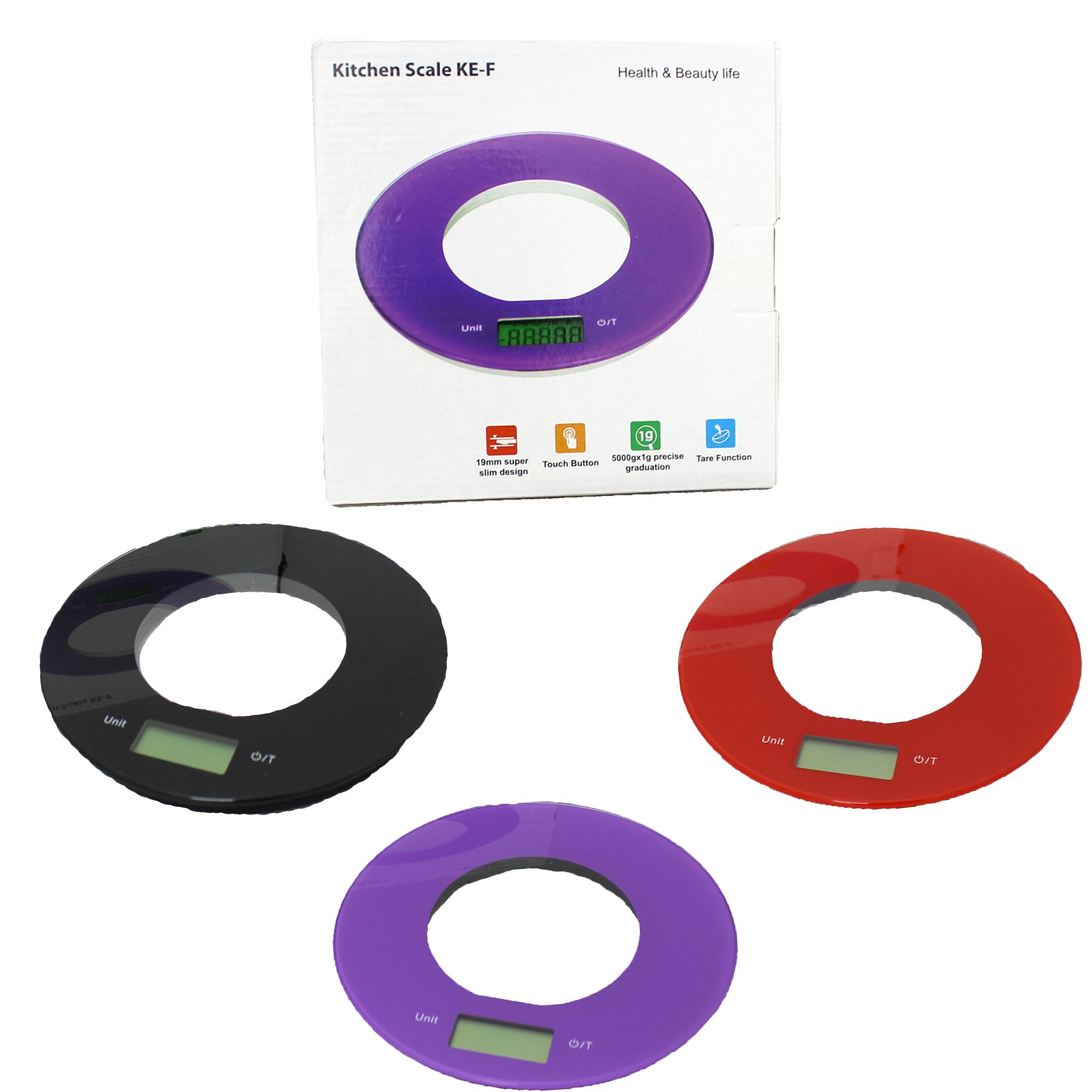 AS - Электронный шкаф для взвешивания в кухне (KE-F) (до 5 кг)