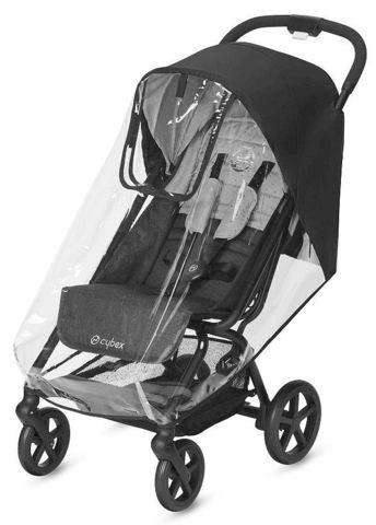 Дождевик для прогулочной коляски Cybex Eezy Plus