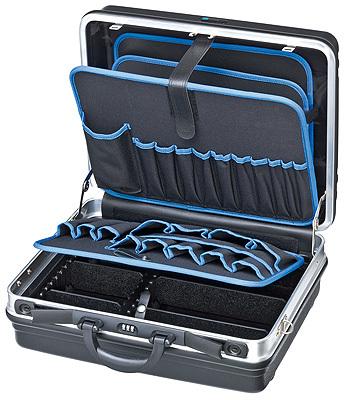 Пластиковый чемодан для инструментов Knipex KN-002105LE