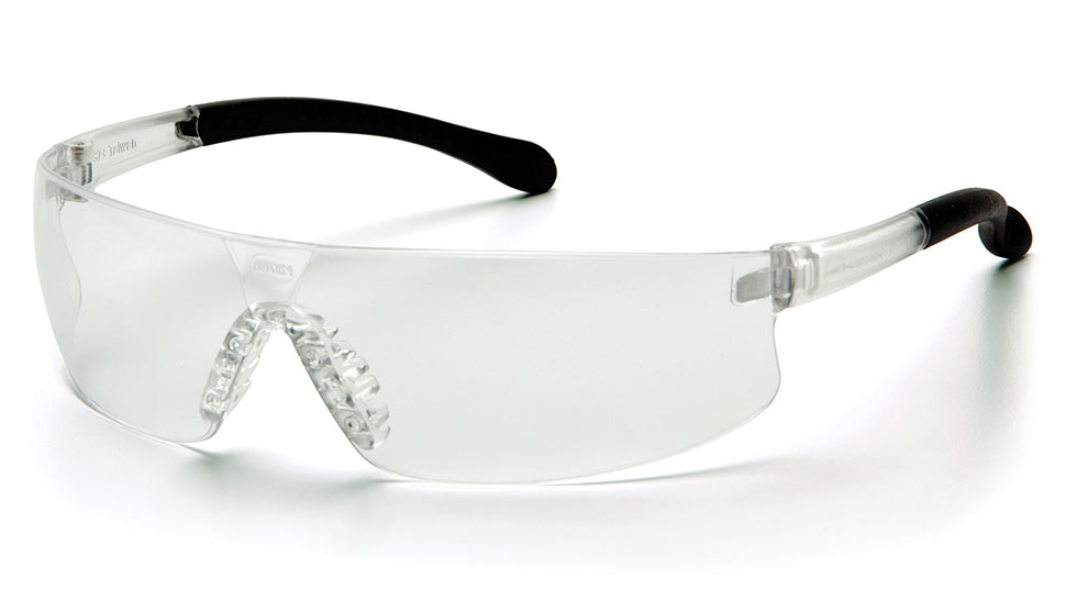 Очки стрелковые Pyramex Provoq S7210S прозрачные 96%