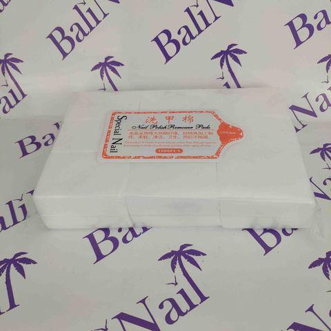 Салфетки безворсовые, плотные 4*6 см (1000 шт)