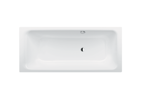 BetteSelect ванна 170x75 область ног ванны справа