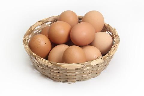 Яйца Куриные Домашние, 10 шт