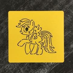 Радужная пони №6