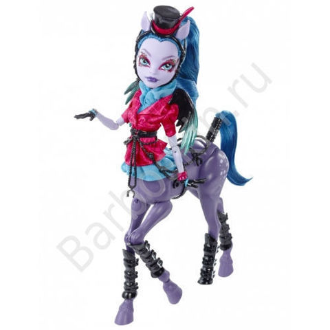 Кукла Monster High Авиа Троттер (Avea Trotter) - Безумный микс