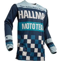 Hallman Hopetown / Сине-голубой