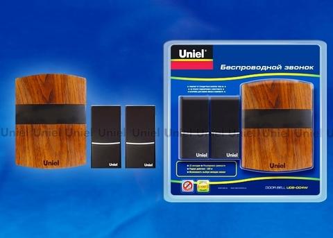 Uniel Звонок UDB-004W-R1T2-MB