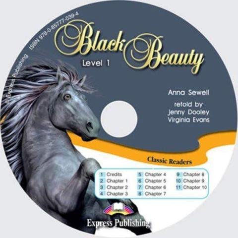 Black Beauty. Beginner (5-6 класс). Audio CD