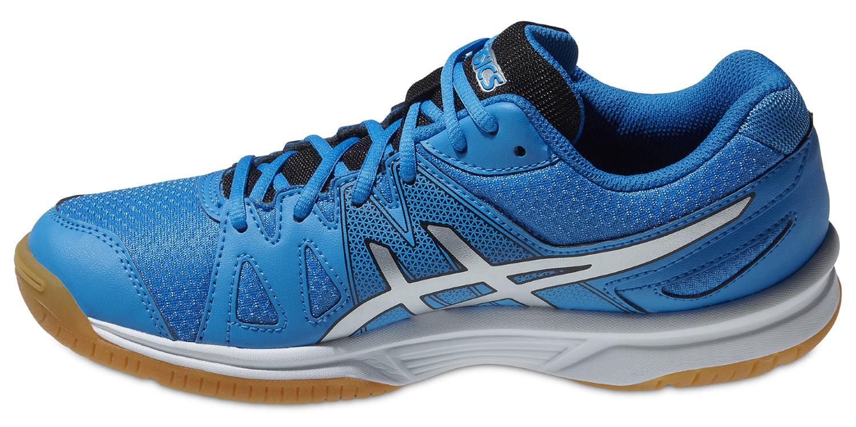 Женские кроссовки для игры в сквош Asics Gel-Upcourt синие фото