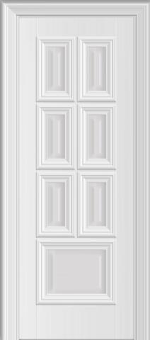 Межкомнатная дверь Nica 12.26 глухая