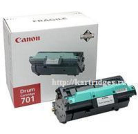 Картридж Canon Cartridge 701DR / 9623A003