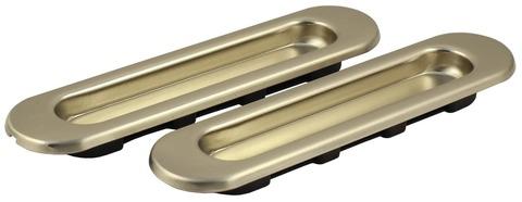 Фурнитура - Ручка Для Раздвижных Дверей  Vantage SDH-1 , цвет никель матовый  (гарантия - 12 месяцев)