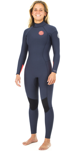 RIP CURL Dawn Patrol 3/2 Back Zip Full Suit