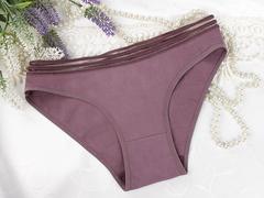 1961-7 трусы женские, темно-розовые (4шт)