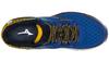 Мужские кроссовки для бега Mizuno Wave Rider 18 (J1GC1503 04) синие фото сверху