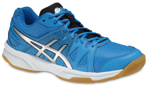 Женские кроссовки для волейбола Asics Gel-Upcourt синие фото