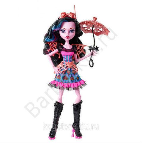 Кукла Monster High Дракубекка (Dracubecca) - Безумный Микс