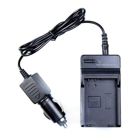 Зарядное устройство  NIK EN-EL14 с автомобильной зарядкой, для аккум. Nikon EN-EL14