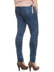 6089 джинсы женские, синие