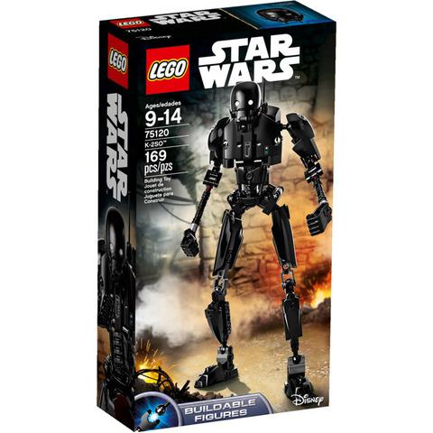 LEGO Star Wars: K-2SO Дроид 75120 — K-2SO — Лего Звёздные войны Стар ворз