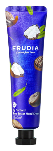 Frudia Squeeze Therapy Shea Butter Hand Cream Фрудиа Крем для рук с маслом ши 30 мл