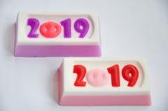 Мыльное ассорти/новогоднее 2019, 85g TM ChocoLatte