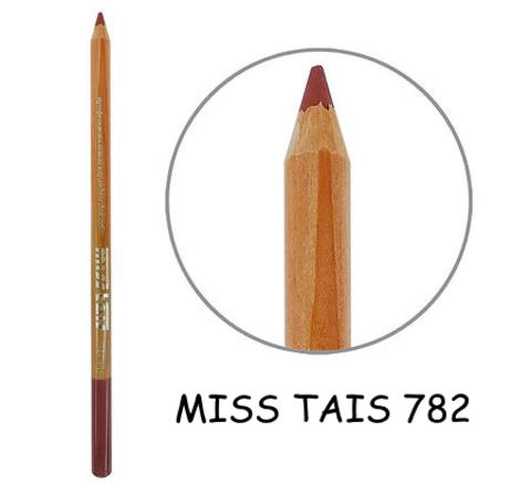 Карандаш для губ Miss Tais 782
