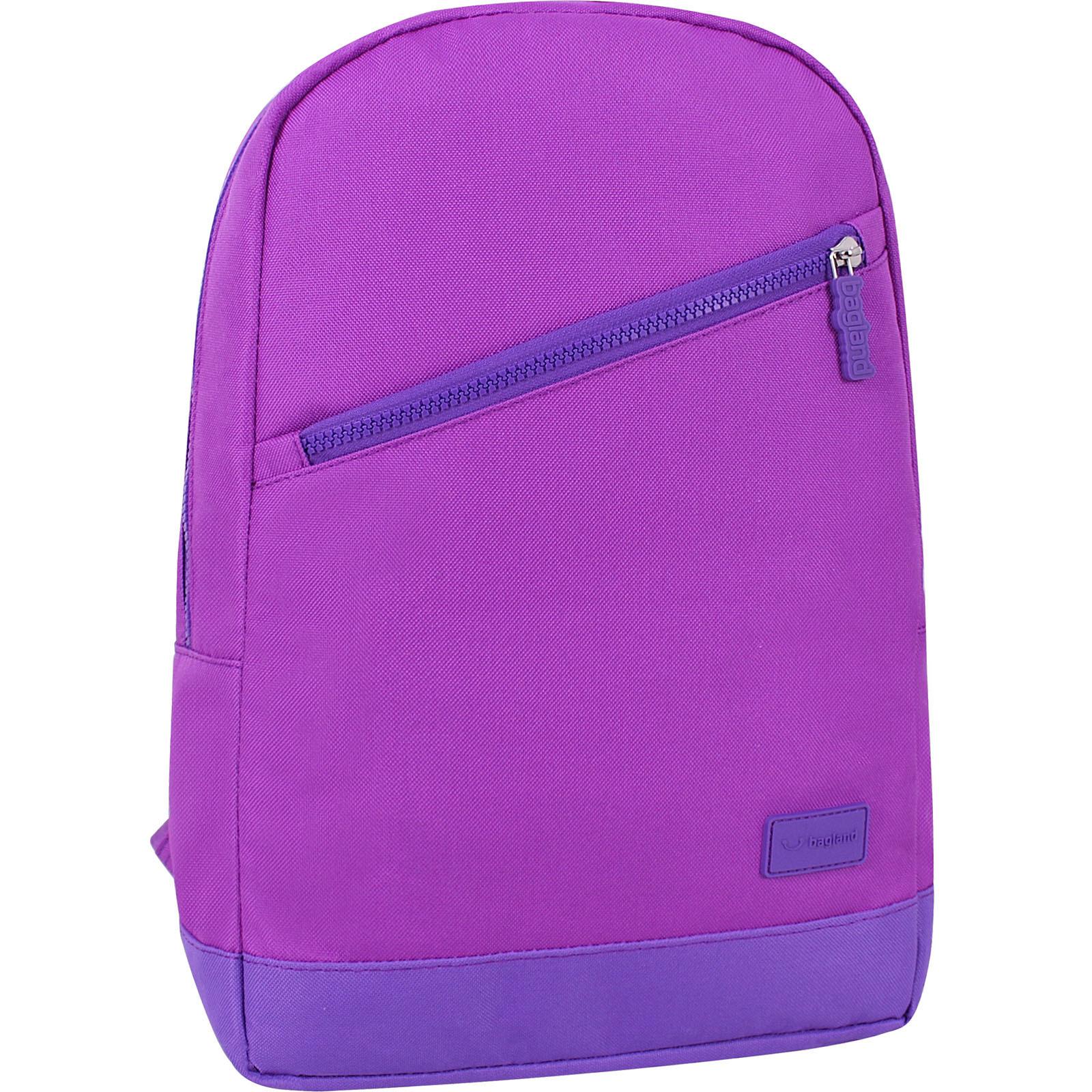 Городские рюкзаки Рюкзак Bagland Amber 15 л. 339 фиолетовый/бузок (0010466) IMG_9774_339.170_.JPG