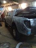Покраска раптором автомобиля - защитное покрытие RAPTOR U-POL фото-3