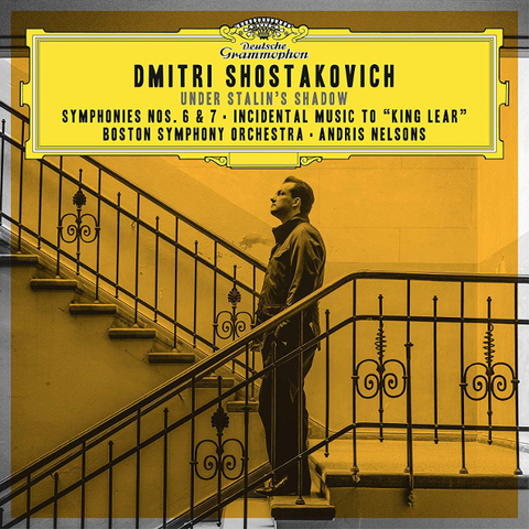 Andris Nelsons, Boston Symphony Orchestra / Dmitry Shostakovich: Under Stalin's Shadow (2CD)