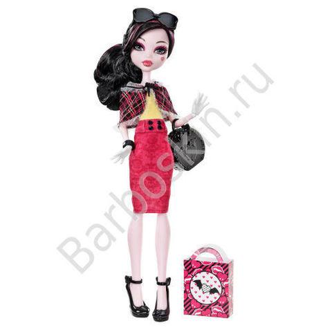 Кукла Monster High Дракулаура (Draculaura) - Обожаю обувь!