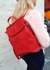 Рюкзак женский JMD Reptilia 3203 Красный
