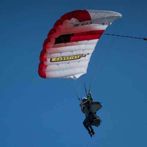 Icarus Kraken - Основной парашют